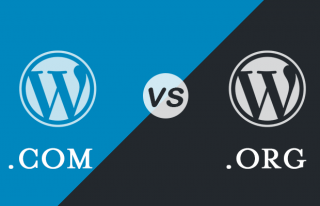 wordpress.org o wordpress.com